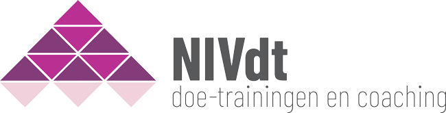 NIVdt logo Nederlands Instituut doe trainingen en coaching